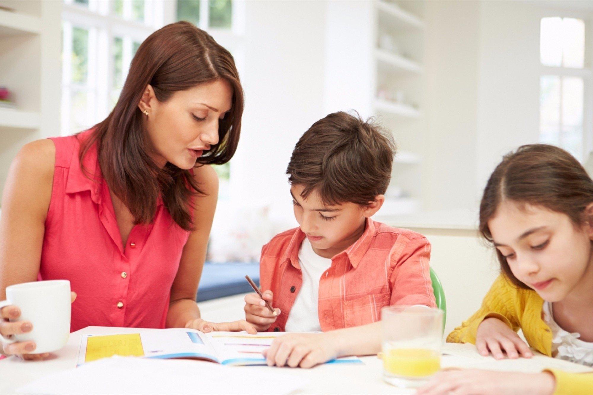 Parents dealing homework professional biography ghostwriter websites gb